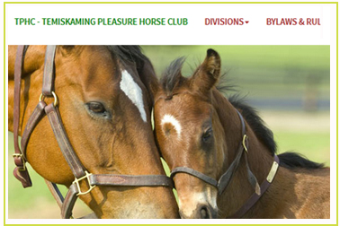 horse clubs in temiskaming shores