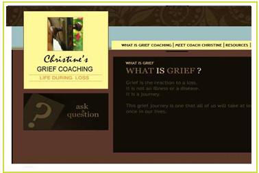 Christine's Grief Coaching Englehart Ontario